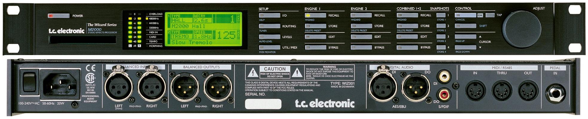 TC electronics M2000 Image